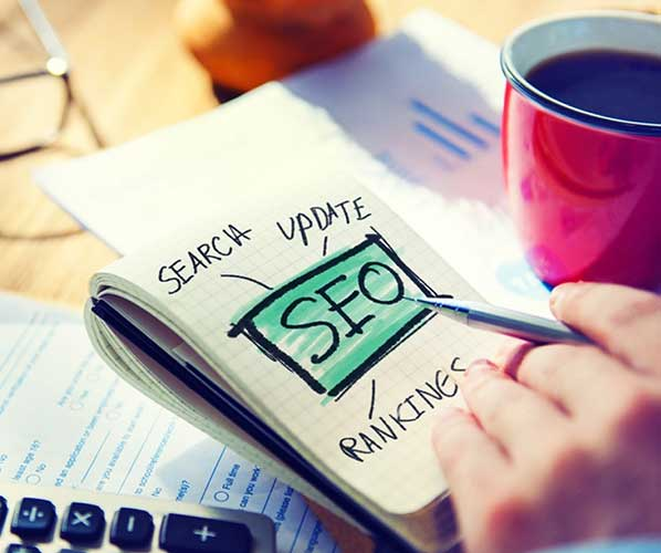 Search Engine Optimization from Marin Infotech